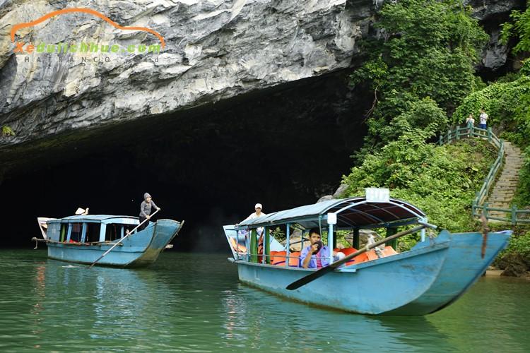 Thuê xe Đà Nẵng đi động Phong Nha