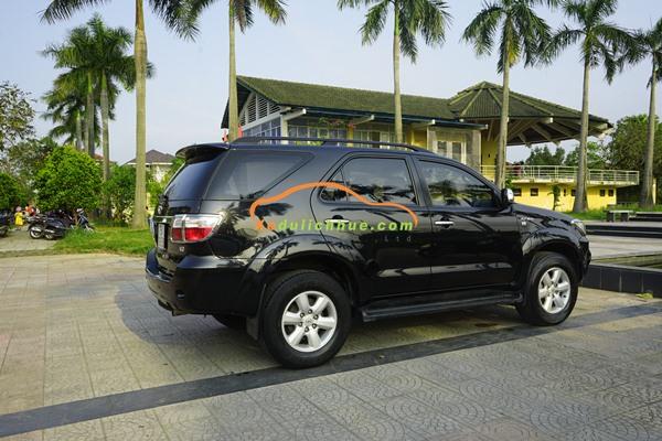 Thuê xe du lịch Đà Nẵng – Bà Nà – Hội An
