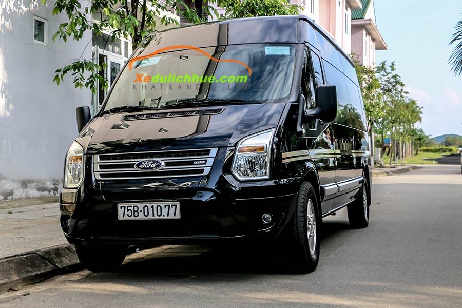 Thuê xe Limousine tại Đà Nẵng