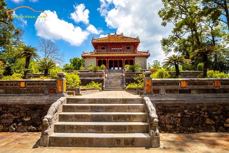 Lăng Minh Mạng Huế