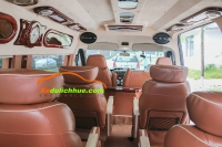 xe limousine 9 chỗ huế