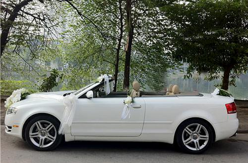 Kinh nghiệm chọn thuê xe hoa đón dâu