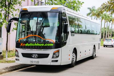 Thuê xe 45 chỗ Đà Nẵng đi Hội An, Mỹ Sơn, Huế