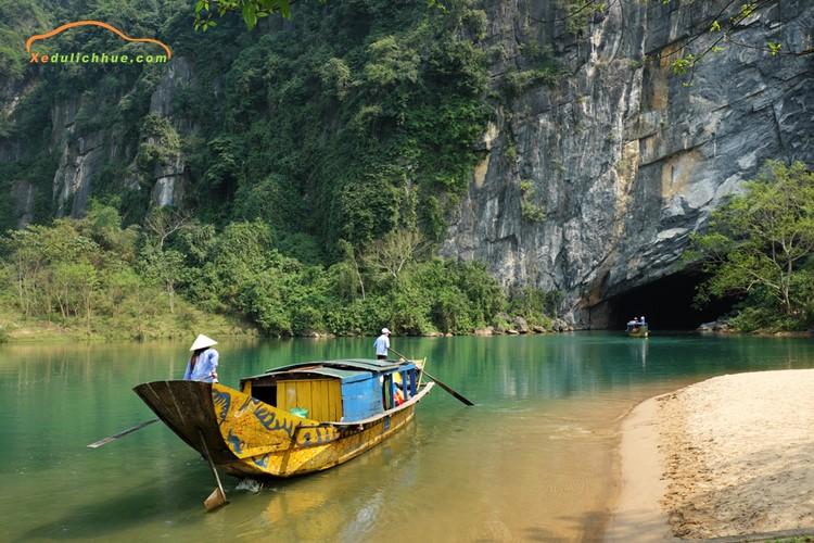 Động Phong Nha Quảng Bình