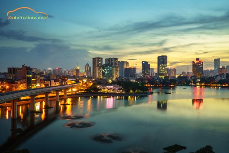 Hồ Hoàng Cầu Hà Nội
