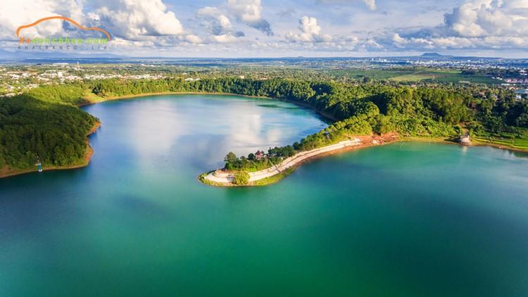 Hồ Tơ Nưng Gia Lai Tây Nguyên