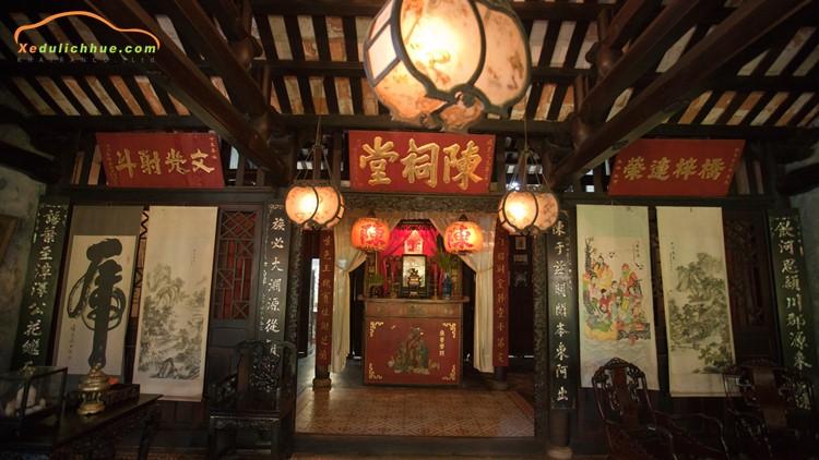 Nhà thờ tộc Trần Quảng Nam