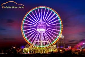 Khu vui chơi Sun Wheel Đà Nẵng
