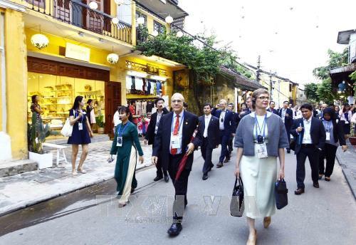 """Tuần lễ cấp cao APEC: Cơ hội """"vàng"""" quảng bá du lịch Việt Nam"""