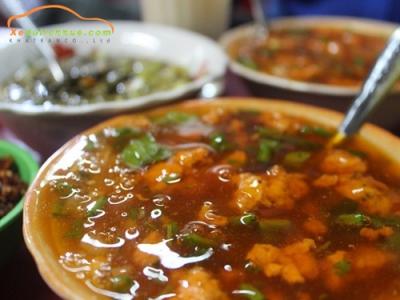 các món ăn dân dã ở Huế
