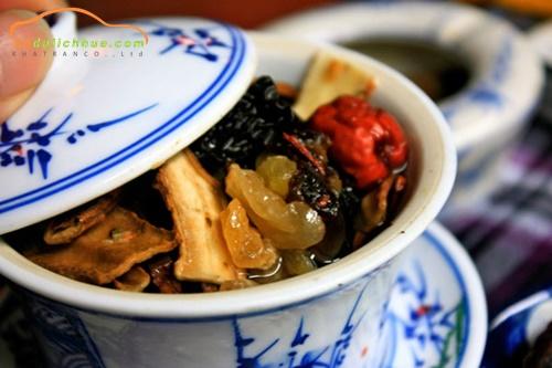 Trà Cung Đình huế - thức uống cao sang của Quý tộc thời Nguyễn