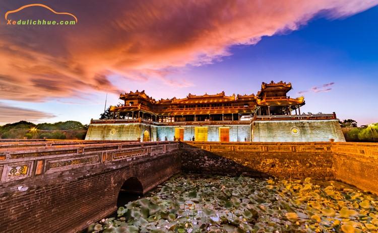 Khám phá Đại Nội Huế – Nét kiến trúc độc đáo chốn cung đình triều Nguyễn