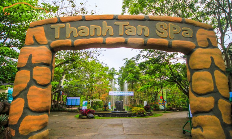 Kinh nghiệm du lịch suối nước nóng Thanh Tân Huế