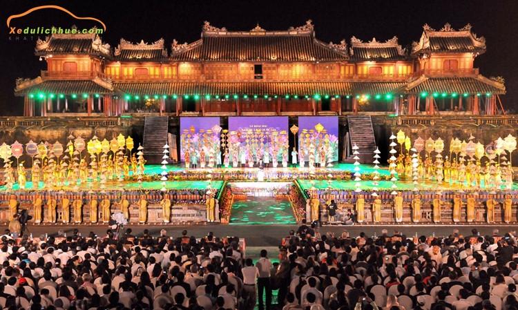 Festival Huế- Lễ hội văn hóa nghệ thuật hấp dẫn tại Cố đô