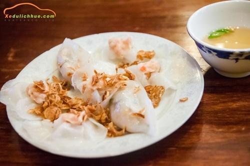 Bánh bao bánh vạc Hoa Hồng Trắng