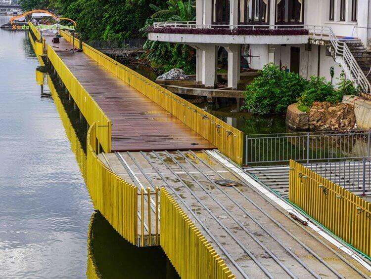 cầu gỗ lim