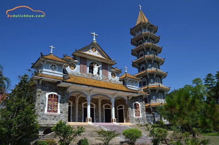 Đan viện Thiên An tại Huế