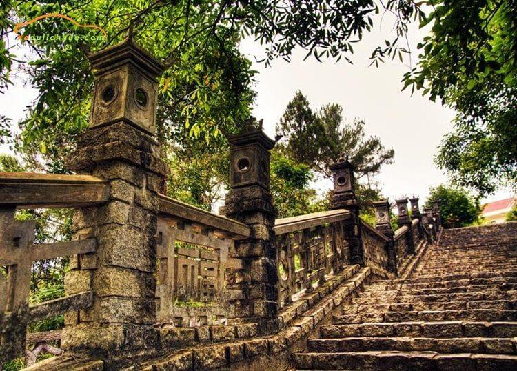Đan viện đồi Thiên An