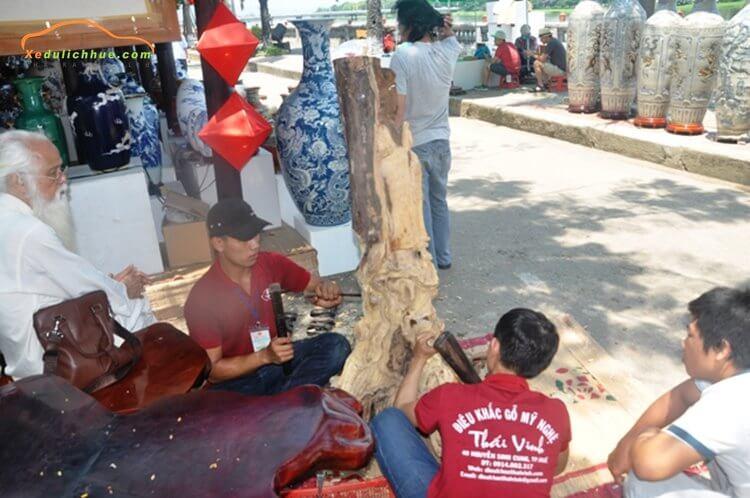 Festival Nghề truyền thống Huế lần thứ VIII