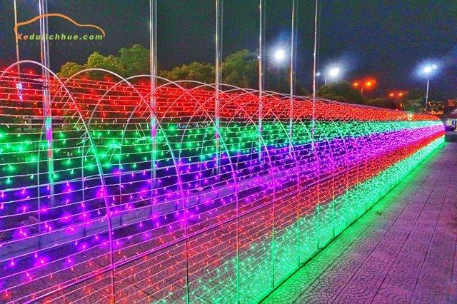 lễ hội ánh sáng huế
