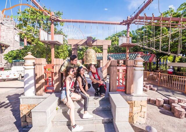 giá vé các điểm tham quan tại Đà Nẵng 2019