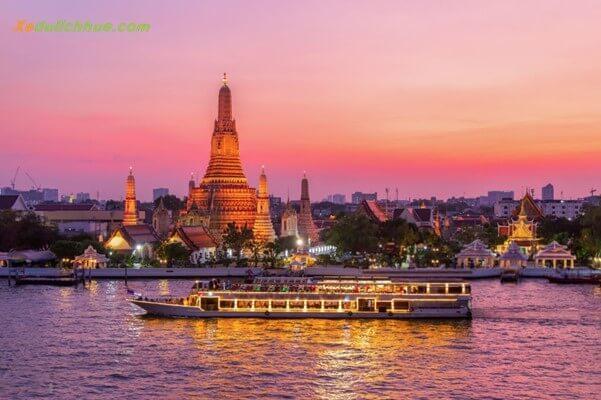 đường bay bangkok - đà nẵng