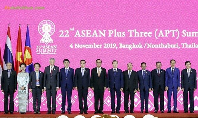 chủ tịch asean 2020