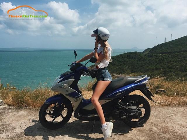 Phượt bằng xe máy phương tiệndành cho những người ưa mạo hiểm, thích khám phá