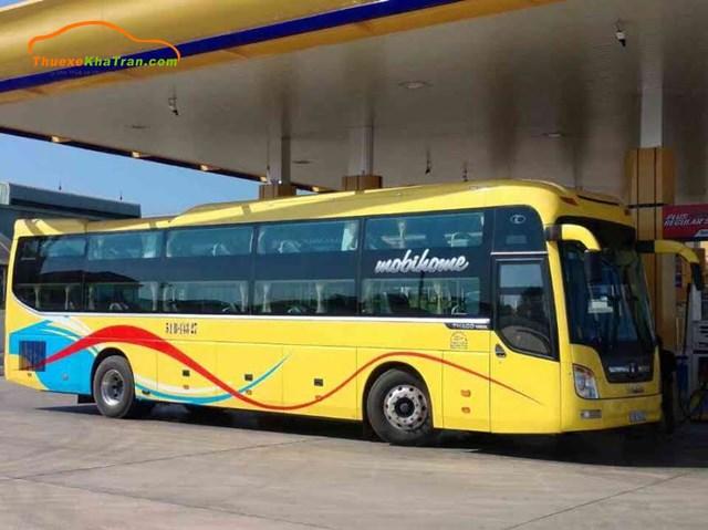 Xe khách chạy tuyến Đà Nẵng - Buôn Mê Thuột