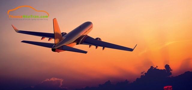 Phương tiện máy bay giúp bạn rút ngắn thời gian di chuyển