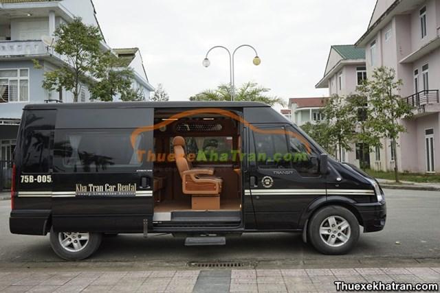 Nhà xe Kha Trần chuyên cung cấp Limousine hạng sang, sang trọng