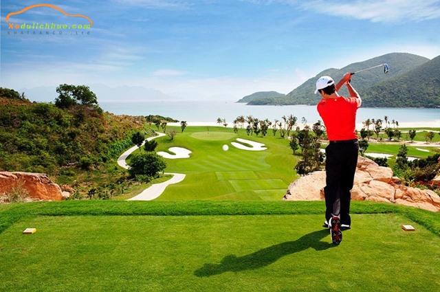 việt nam điểm đến golf