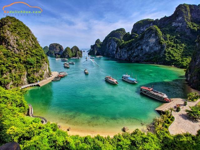 """Việt Nam được bình chọn là """"Điểm đến di sản hàng đầu châu Á 2020"""""""