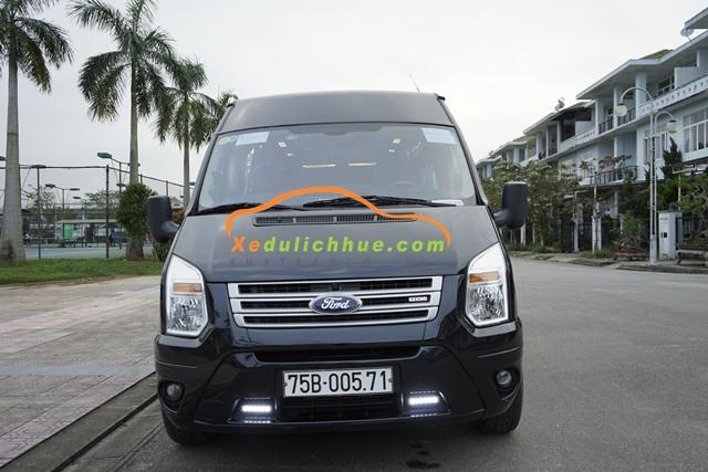 Thuê xe Limousine tại Huế cho một hành trình sang trọng