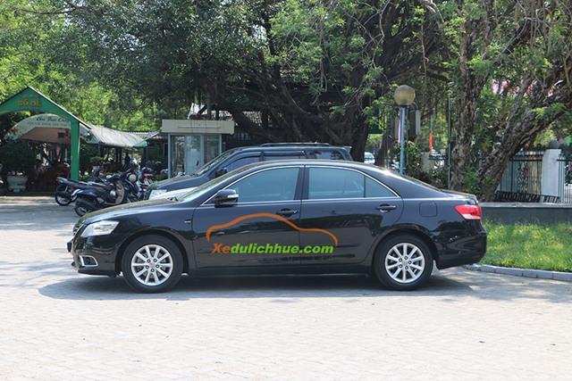 thuê xe ô tô 4 chỗ tự lái huế