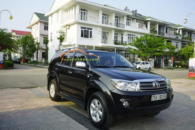 Thuê xe SUV 7 CHỖ tại HUẾ