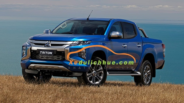 Xe bán tải Mitsubishi Triton