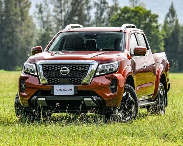 Xe bán tải Nissan Navara – ĐEM ĐẾN MỘT DIỆN MẠO MỚI
